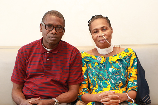 Complex Tumor Removal Surgery at Thumbay Hospital Ajman Helps Nigerian Schoolteacher Regain Voice, Overcome Dysphagia