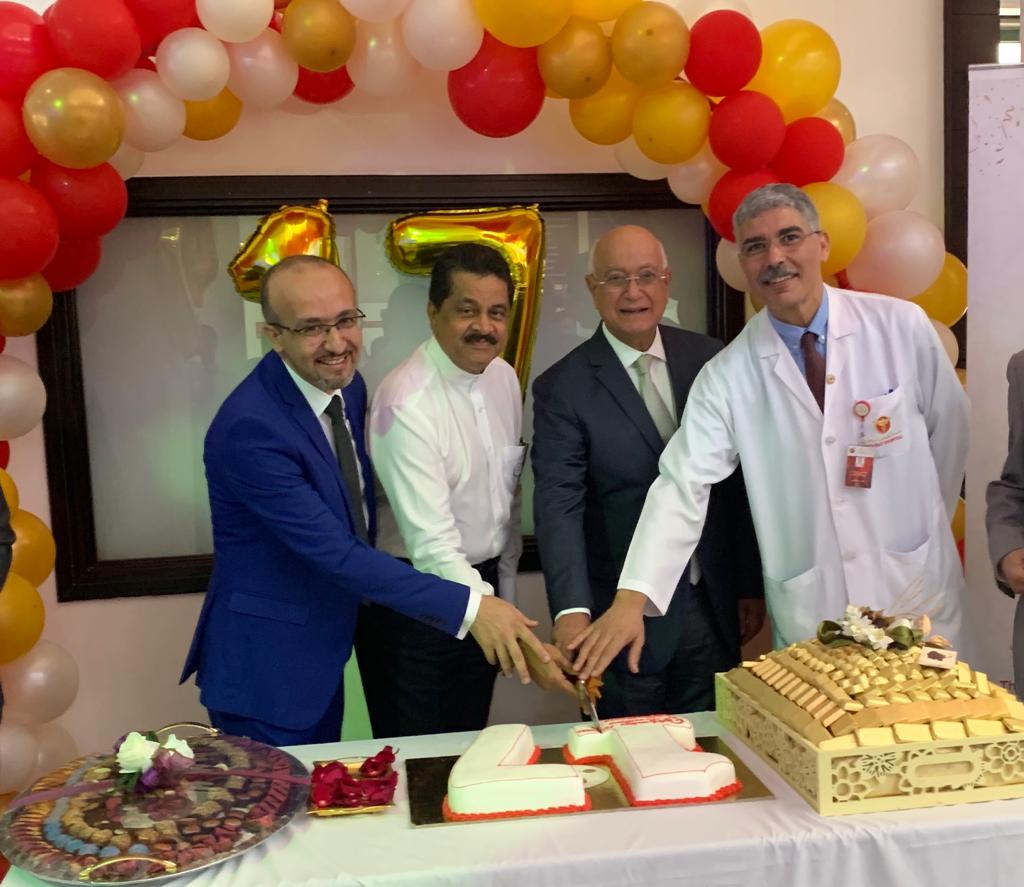 Thumbay Hospital Ajman, the Gulf Region's First Private Academic Hospital Established by Thumbay Group, Celebrates 17th Anniversary