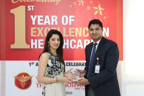 Thumbay Hospital Day Care Rolla-Sharjah Celebrates First Anniversary