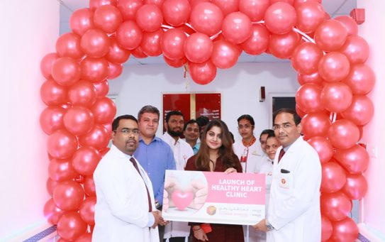 Thumbay Hospital Day Care Rolla-Sharjah Conducts Mega Health Camp in Association with Bhima Jewellers