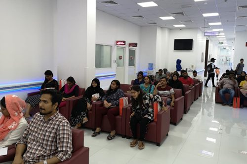 Thumbay Hospital Day Care – University City Road Muweilah, Sharjah conducts Free Antenatal Class
