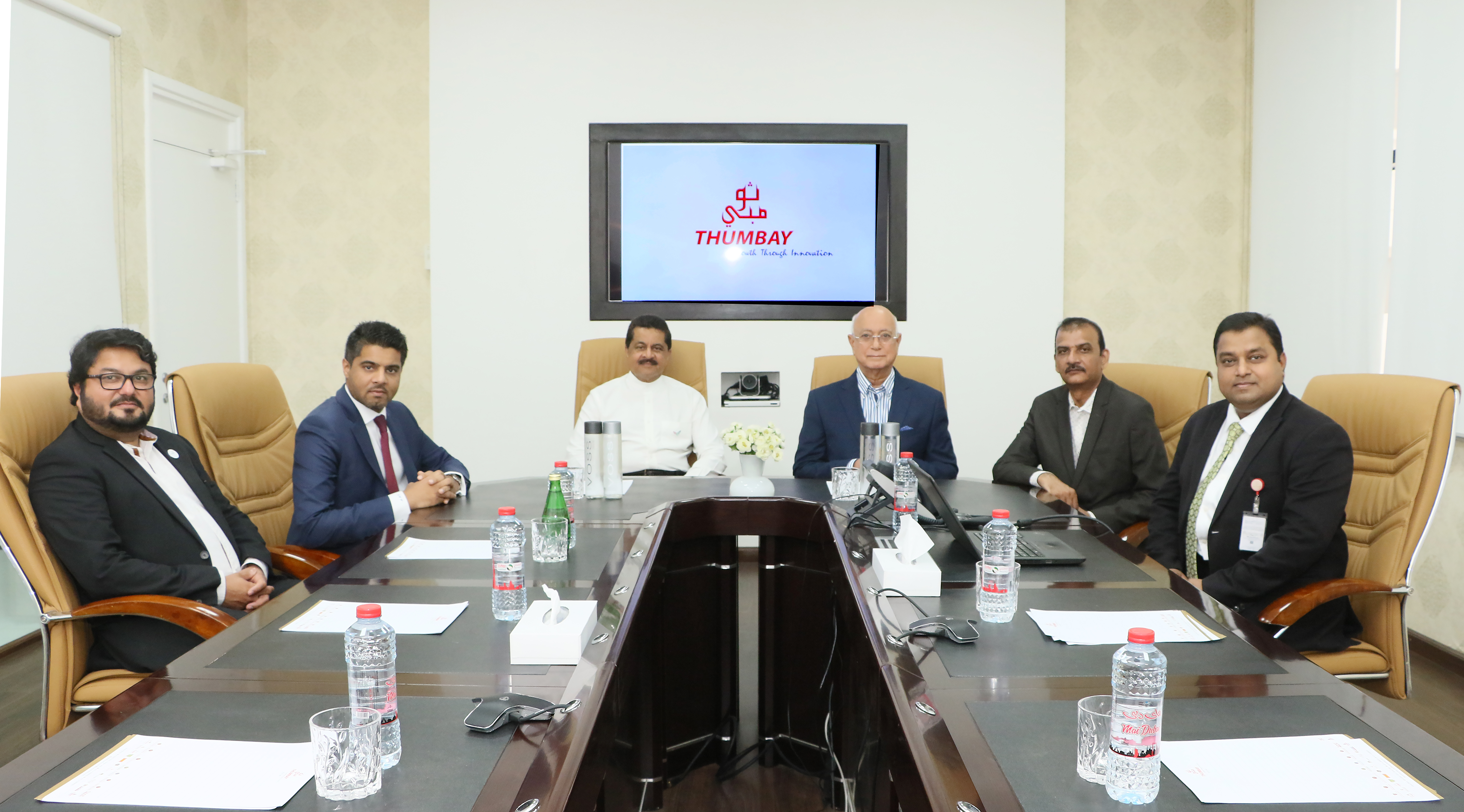 Medical Education, Healthcare & Research Activities of Thumbay Group Gears-up & Aligns with UAE Government's Precautionary Policies