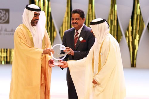 Thumbay Group Wins Four Honors at the Prestigious Sheikh Khalifa Excellence Awards 2018, becoming the First Group in SKEA History to Achieve this Feat
