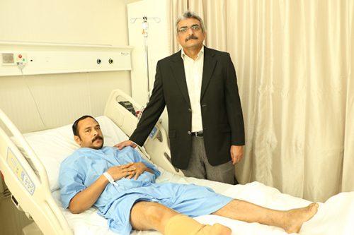 Varicose Vein Patient Walks Comfortably within 24 Hours of Minimally Invasive, Painless Procedure