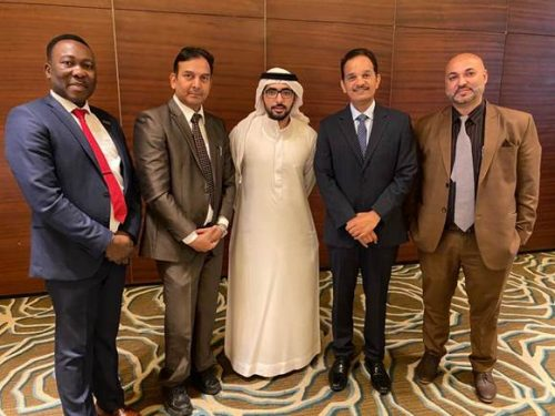 Dubai health Experience meeting on the growth and achievements of Health Tourism