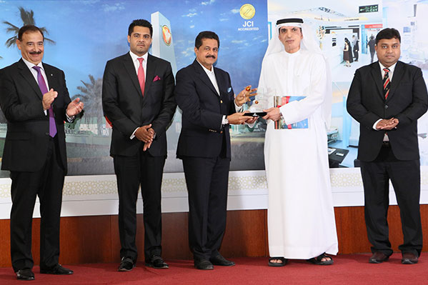 Thumbay Hospital, Fujairah Organizes Grand Event for Well-Wishers, Followed by 'Doctors Meet 2017' Attended by 400 Doctors