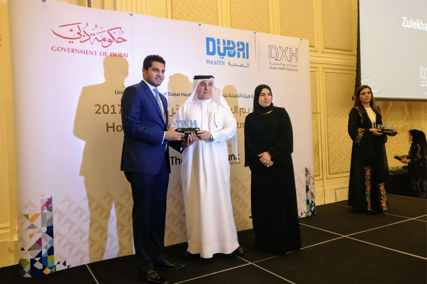 Thumbay Hospital Dubai Partners with DXH DUBAI Dubai Health Experience – A Medical Tourism Initiative