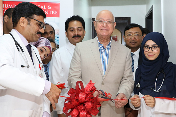 Over 2000 Patients Avail Free Services at the Mega Health Camp Organized by Thumbay Medical & Dental Specialty Center, Sharjah